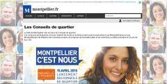 Site Montpellier
